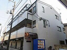 グレース新川崎II[104号室]の外観