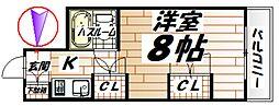 広島駅駅 3.3万円