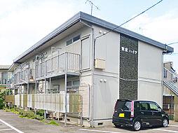 東京ハイツ[201号室]の外観