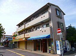 兵庫県西宮市甲子園町の賃貸マンションの外観