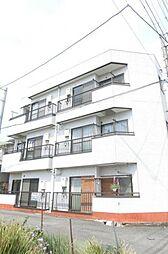 埼玉県鴻巣市南1丁目の賃貸マンションの外観