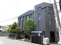 大阪府堺市東区日置荘西町4丁の賃貸マンションの外観