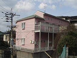 クィーンパレス坂本[104号室]の外観
