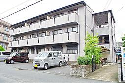 大阪府枚方市堤町の賃貸アパートの外観