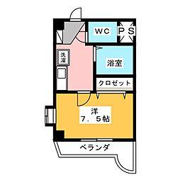 K01[7階]の間取り