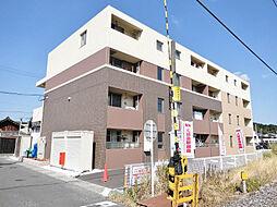 滋賀県甲賀市甲南町寺庄の賃貸マンションの外観