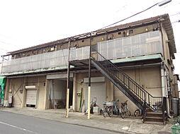 田中荘[203号室]の外観