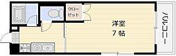 トロール小野原[3階]の間取り