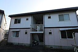 広島県広島市安佐北区可部町大字南原の賃貸アパートの外観