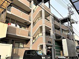 あずまマンション[3階]の外観