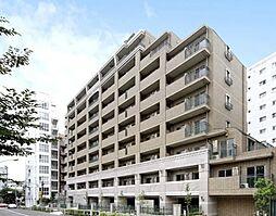 東京都渋谷区広尾1丁目の賃貸マンションの外観
