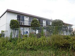 岐阜県大垣市林町8丁目の賃貸アパートの外観