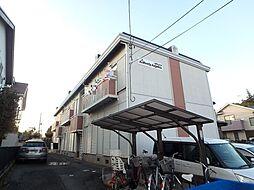 リバティハイツ[2階]の外観