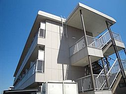 東京都国立市青柳の賃貸マンションの外観