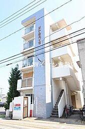 岡山県倉敷市南町の賃貸マンションの外観