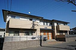 ツインパル阿恵I[1階]の外観