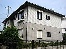 ドルチェ高石A[1階]の外観