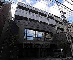 京都府京都市中京区富小路通錦小路上る高宮町の賃貸マンションの外観