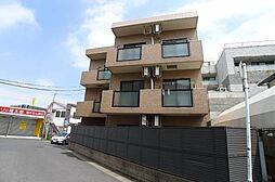 千葉県柏市増尾1の賃貸マンションの外観