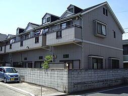 東京都西東京市田無町7丁目の賃貸アパートの外観