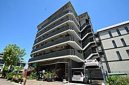 小川の荘[4階]の外観