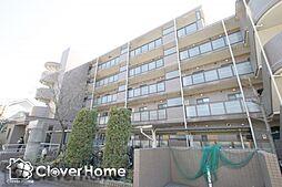 神奈川県相模原市緑区橋本5丁目の賃貸マンションの外観