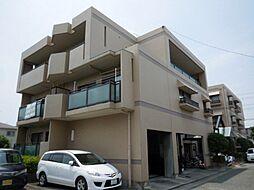 兵庫県尼崎市東園田町3丁目の賃貸マンションの外観