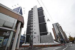 プレサンスOSAKA DOMECITYワンダー[9階]の外観