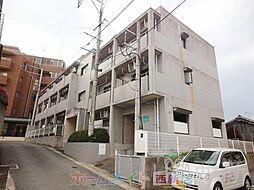 福岡県福岡市早良区飯倉2丁目の賃貸マンションの外観