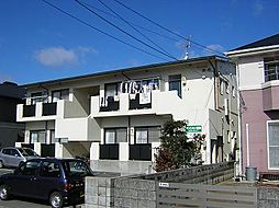 鳥取県米子市西福原9丁目の賃貸アパートの外観