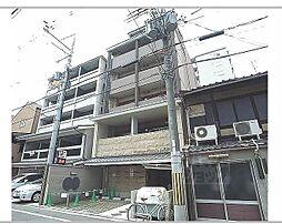 プレサンス京都三条響洛[203号室]の外観
