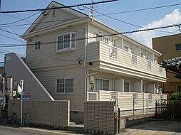 福岡県福岡市東区舞松原5丁目の賃貸アパートの外観