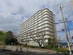 大阪府箕面市船場西2丁目の賃貸マンションの外観