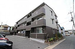 大阪府八尾市太子堂2丁目の賃貸アパートの外観