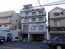 神奈川県横浜市旭区さちが丘の賃貸マンションの外観