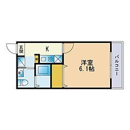 次郎丸駅 4.2万円