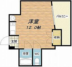 昭和ジャパンライフ[8階]の間取り