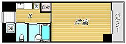 ルーブル蒲田南参番館[4階]の間取り