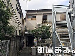 若葉荘[1階]の外観
