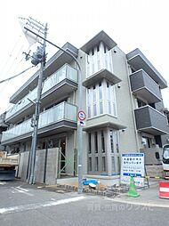 大阪府大阪市阿倍野区天王寺町南2丁目の賃貸アパートの外観