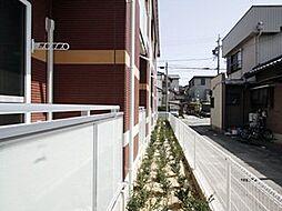 レオネクスト大矢知[2階]の外観