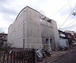 京都府京都市右京区太秦安井馬塚町の賃貸マンションの外観