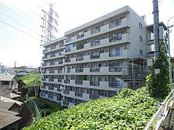 神奈川県横浜市港北区仲手原2丁目の賃貸マンションの外観