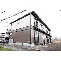 リバティーハウス桜A[1階]の外観