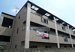 アルム久宝寺[3階]の外観
