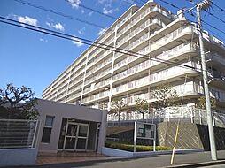 ローズタウンC棟[7階]の外観