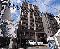 京都府京都市中京区占出山町の賃貸マンションの外観