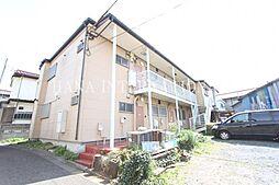 ウッドサイド ジンダイ アヅマ[1階]の外観