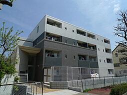 東京都府中市押立町1丁目の賃貸マンションの外観