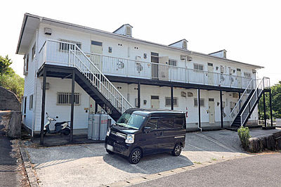 外観,2DK,面積39.7m2,賃料1.9万円,,,大分県杵築市大字狩宿